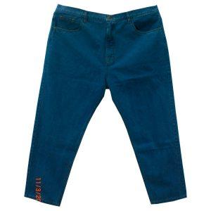 pantalon jean talla plus 46 para hombre
